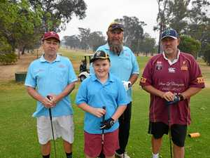 Plenty of action in bowls and golf clubs in Warwick and surrounds