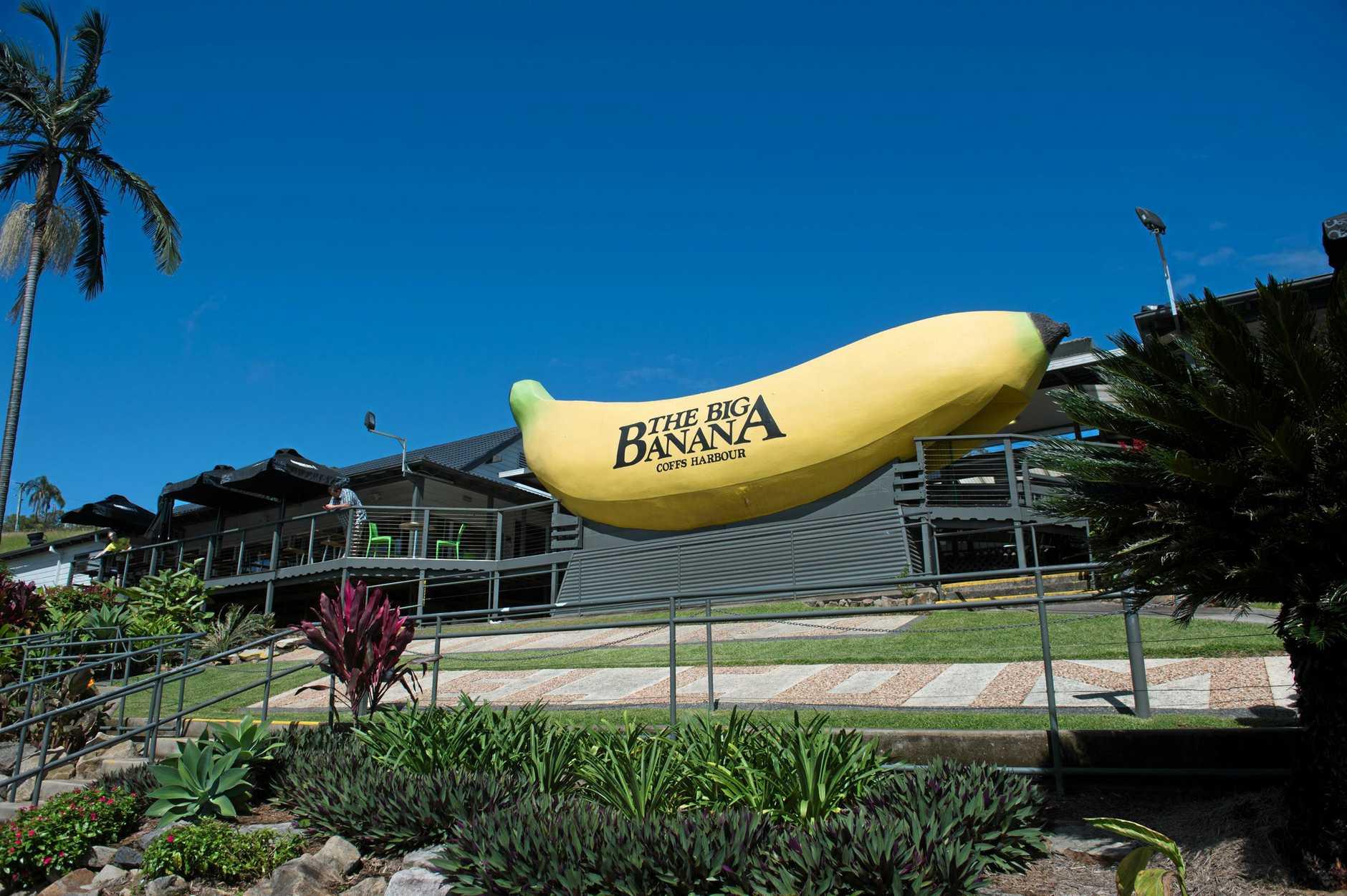 The Big Banana.