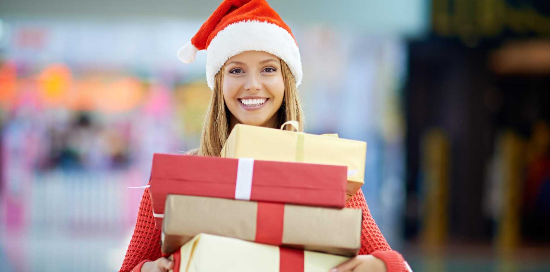 Taking Christmas in your stride is not a gift everyone has.