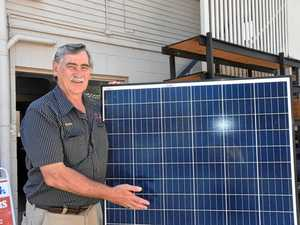 Solar power set to get bigger in Gladstone