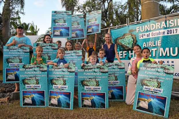 PASSIONATE: A large group of residents showed their support for the Reef Heart Museum.