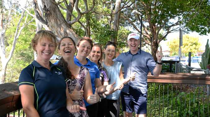INSPIRING: A team of Bundaberg residents are banning together to help inspire the region.