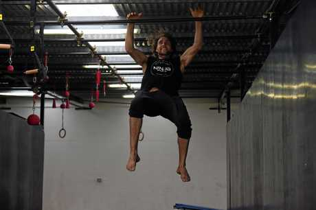 Ninja Play Academy Byron Bay co-owners Lisa Parkes and Lex Richards want people to have fun while exercising.