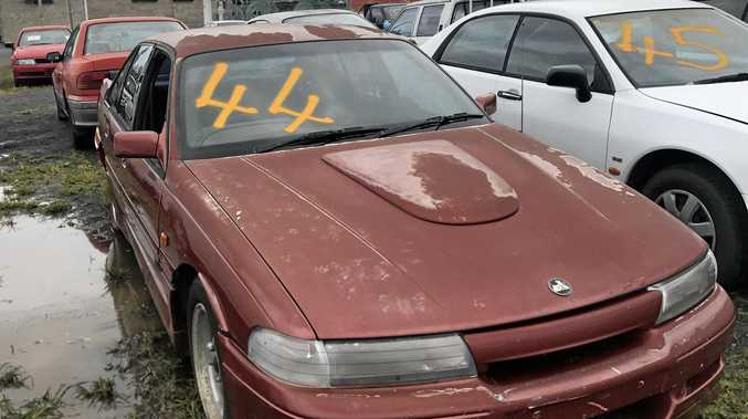 The council will auction off 69 vehicles on October 24.