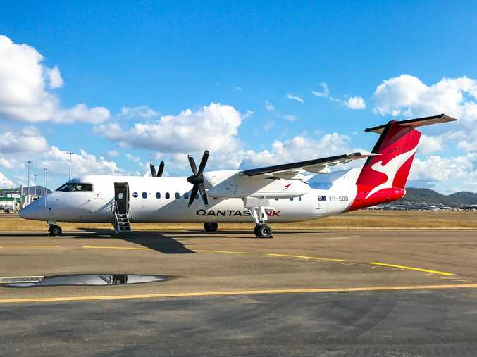 FLIGHT PROBLEMS: Changes to QantasLink flights from Hervey Bay airport have created problems for visiting medical specialists.