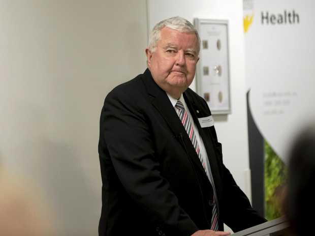 FORWARD THINKING: Former Chief Scientist Ian Chubb is speaking at the Henry Parkes Oration in Tenterfield.