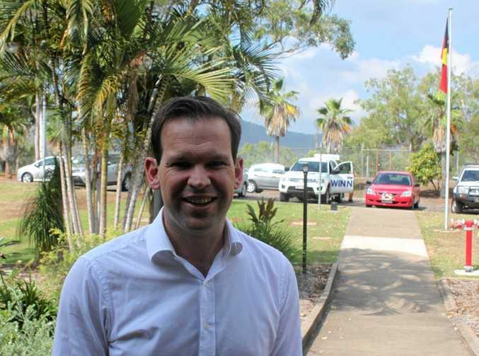 DUAL CITIZEN: Senator Matt Canavan's fate will soon be decided by the Australian High Court.