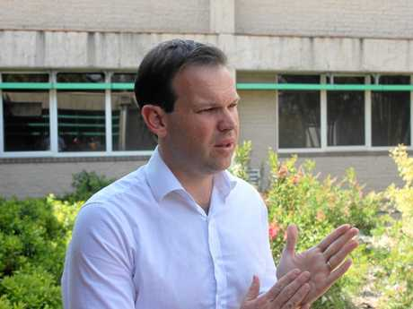 DUAL CITIZEN: Senator Matt Canavan could have some time to wait for the final verdict from the High Court.