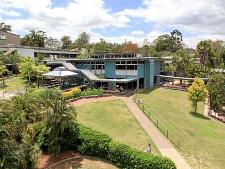 Bundamba State Secondary College.