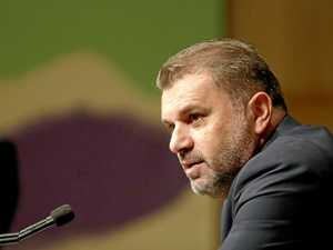 Ange bombshell: Postecoglou to quit in November