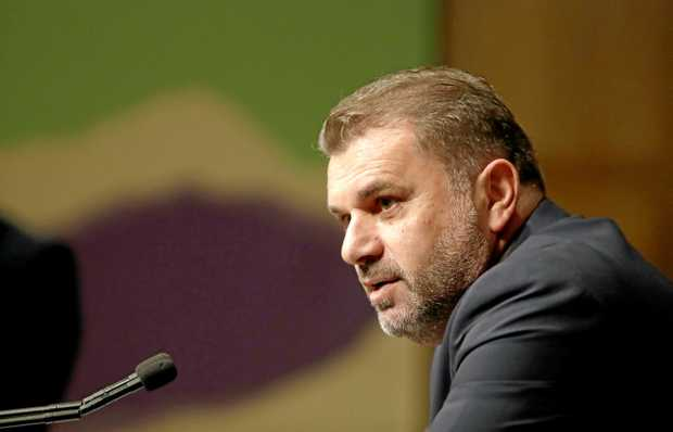 Socceroos head coach Ange Postecoglou will walk away from the job in November, it is being reported.