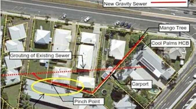 Vassallo Constructions has won a $300,000 contract to build a new sewer line off Shakespeare St.
