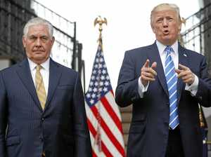 Trump says he'd beat Tillerson in an IQ test