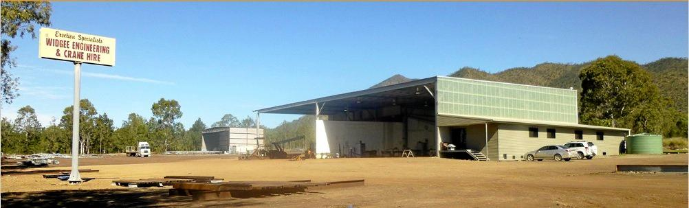 Widgee Engineering has been given two years to move or shut down.
