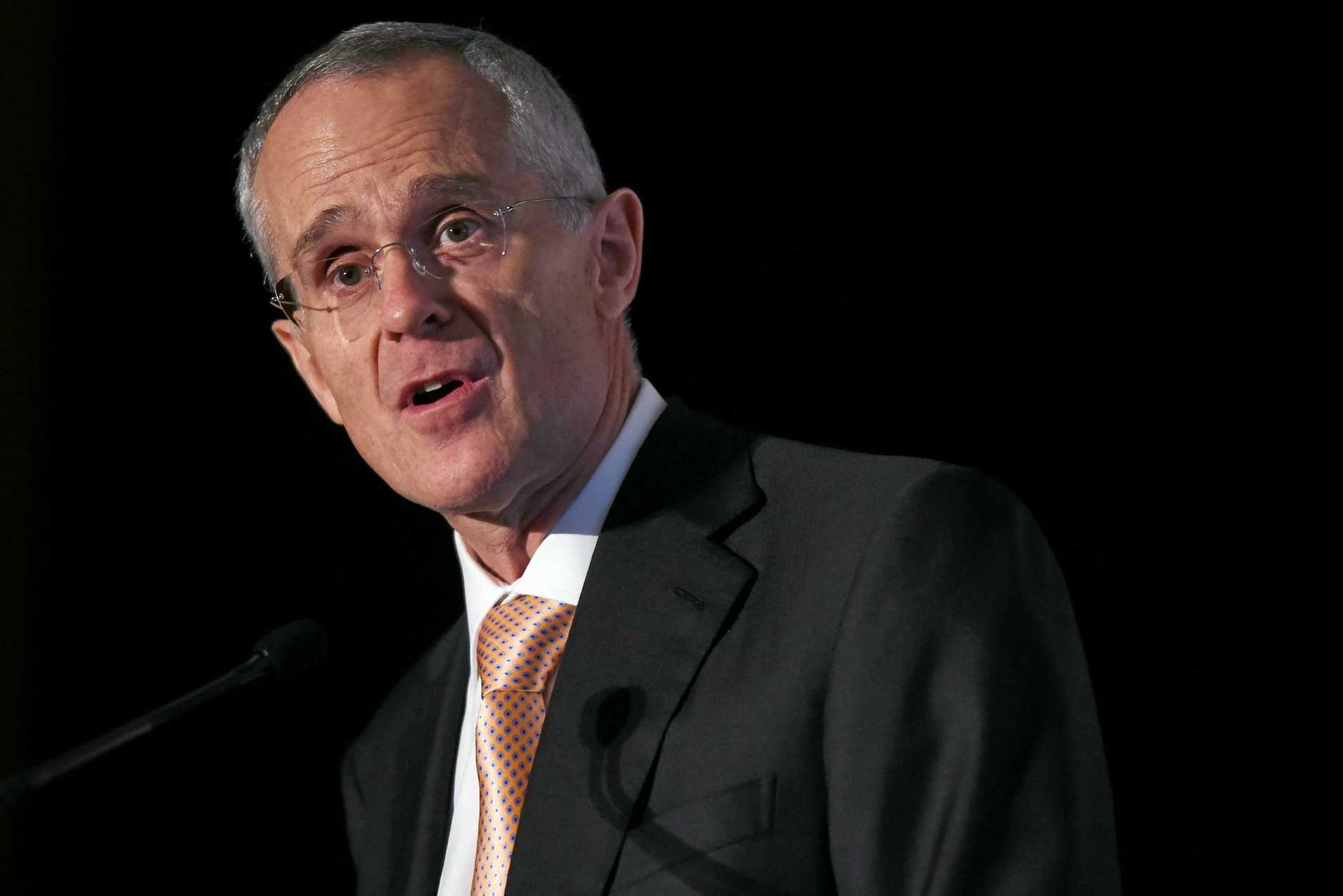 Chairman of the Australian Competition and Consumer Commission, Rod Sims.