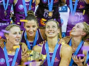 Super Mum back to play Super Netball