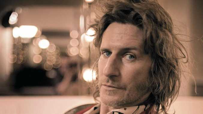 SOLO: Tim Rogers is a musician, actor and writer, best known as the frontman of Australian rock band You Am I.