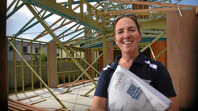 Alyssa Pepper is the owner and builder at Hotondo Homes Sunshine Coast.