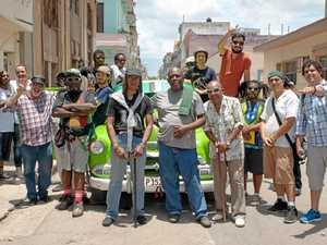 Cuban and Jamaican rhythms meet in Byron Bay