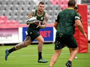 Dugan wants to repay faith shown by Kangaroos coach