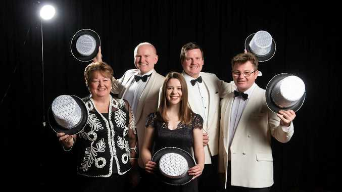 KISS ME KATE: The Savoyard Singers will perform famous musicals of the 20th century at the Stanthorpe Art Gallery on Sunday.