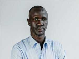 Deng tells his story of survival against many odds