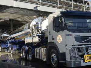 60 tanker drivers axed at Murray Goulburn