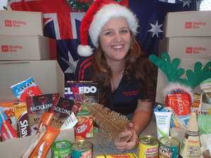WATCH: Help mail some Christmas cheer to serving troops