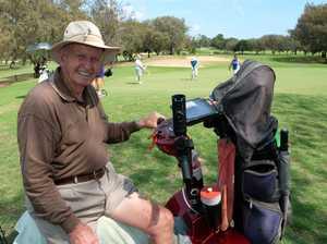 Golf - Ern Nankivell