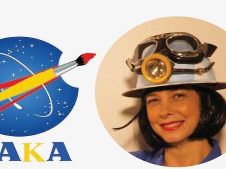 Mona & Elisa - Lismore Regional Gallery's Art Keepers Agents (AKA)