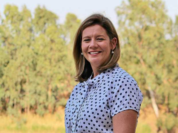 FINALIST: Emerald businesswoman Liz Alexander is a finalist  in the 2017 QRRRWN Strong Women Leadership Awards.