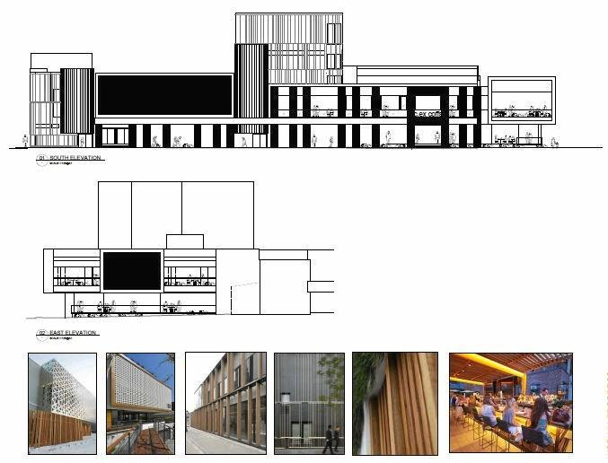 C.ex Coffs Harbour is set for a multi-million dollar upgrade that will see a new facade added to the building and new attractions adding including a new restaurant and outdoor dining areas