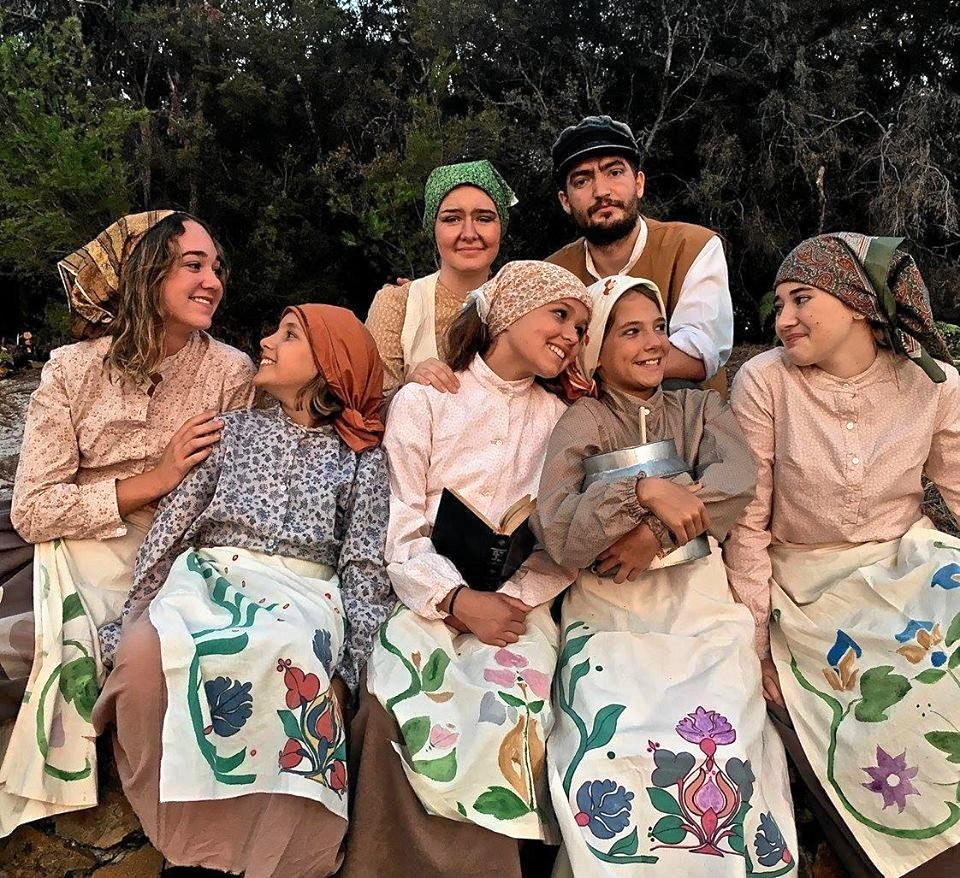 CLASSIC TALE: Little Seed Theatre Co presents Fiddler on the Roof.