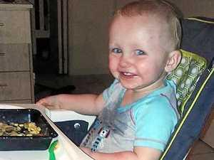 Community raises $900 for toddler's funeral