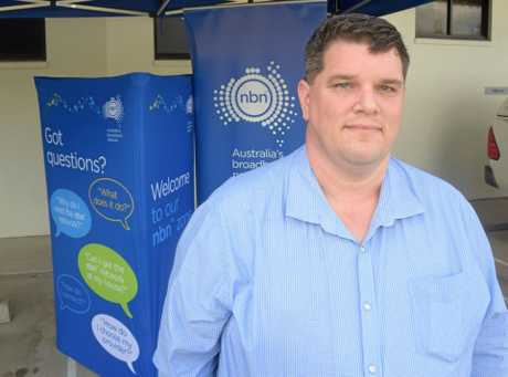 NBN Forum: Consulting One account manager Brent Wesley said he had experienced problems almost constantly since the NBN roll out started in Rockhampton last June.