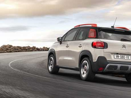 The Citroen C3 Aircross is coming to Australia early next year (overseas model pictured).