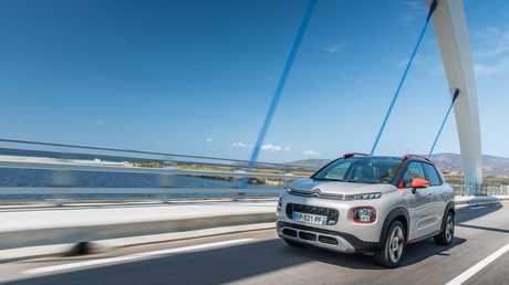 The Citroen C3 Aircross (overseas model pictured).