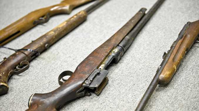 The average registered firearm owner in Coffs Harbour possesses 4.69 guns.