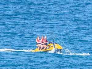Olympic star denies jetski whale encounter wrongdoing