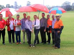 Oakes Oval upgrade