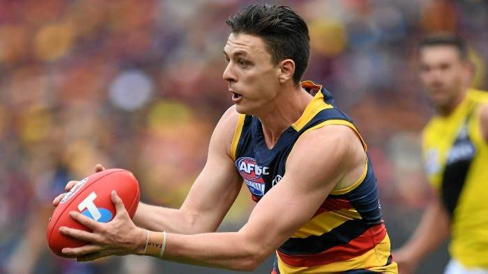 Jake Lever is now a Melbourne player after being traded from Adelaide.