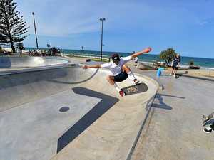Locals over the moon at Alex Skate Park upgrades