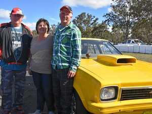 Pratt family ready for Dragfest - round 2