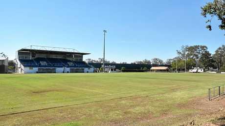 Gladstone NRL match bid - Marley Brown Oval