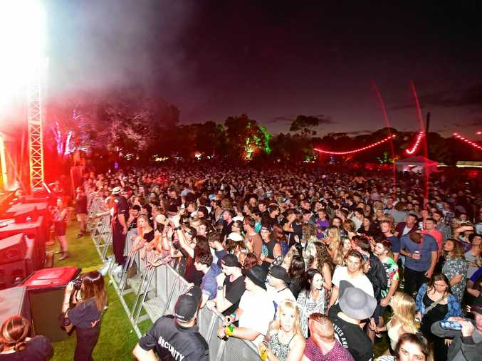 SandTunes on Coolangatta Beach on December 1-2, 2018 will be the largest event of its kind to be staged on a Gold Coast beach, feature two stages and cater for up to 35,000 people on the stretch of sand between Kirra and Greenmount.