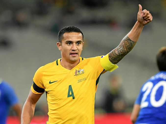 Tim Cahill is not happy over Soccerros coach talk.