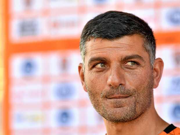 John Aloisi wants an Australian coach to replace Ange Postecoglou as head coach of the Socceroos.