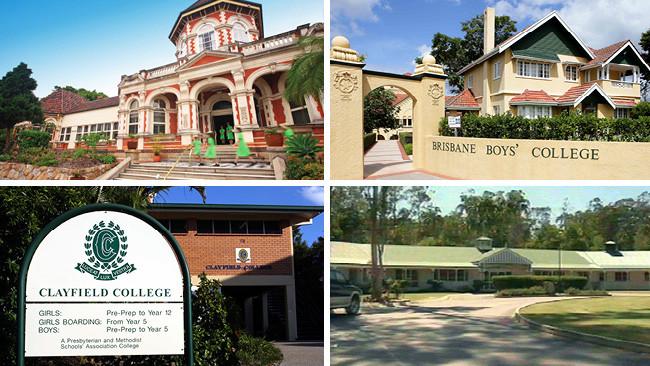 The Presbyterian and Methodist Schools Association (PMSA) owns Somerville House, Brisbane Boys College, Clayfield College and Sunshine Coast Grammar School.