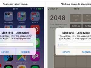 Dangerous iPhone scam easy to fall for