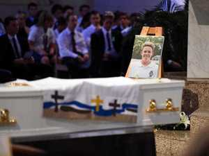 Country must address violence problem: Cole's grieving dad
